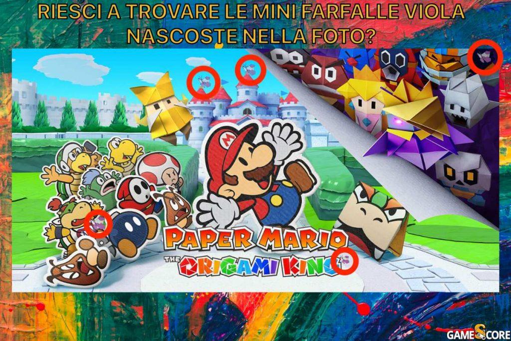 Paper Mario: The Origami King con le soluzioni