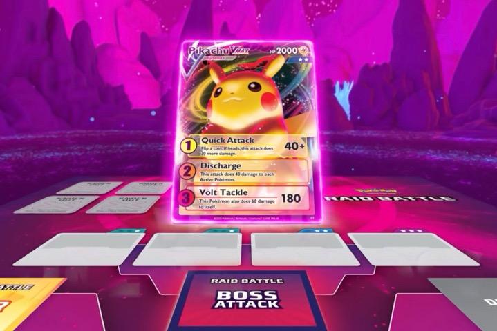 Pokémon Raid Battle