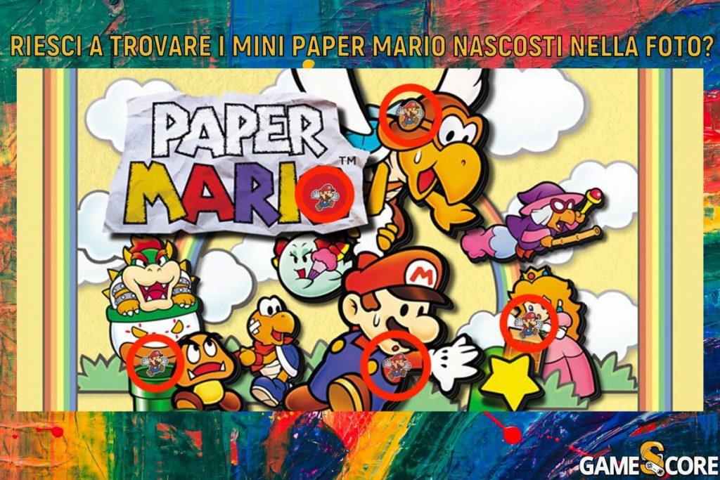 Super Mario 64 con soluzioni