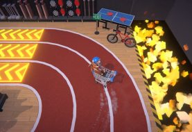 Supermarket Shriek, annunciato per PC, Nintendo Switch e PS4 l'esilarante kart racer!