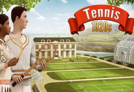 Tennis 1920s, il gioco di tennis free-to-play è arrivato su Nintendo Switch!