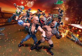 WWE 2K Battlegrounds, l'arcade game della WWE ha una data di uscita su PC e console!