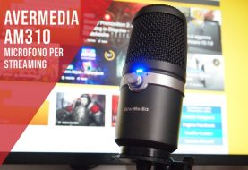 AVerMedia USB Microphone - AM310 - Recensione