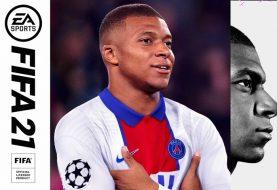 FIFA 21, sarà Mbappé il giocatore presente sulla copertina