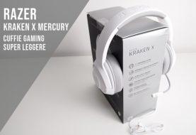 Razer Kraken X Mercury - Recensione